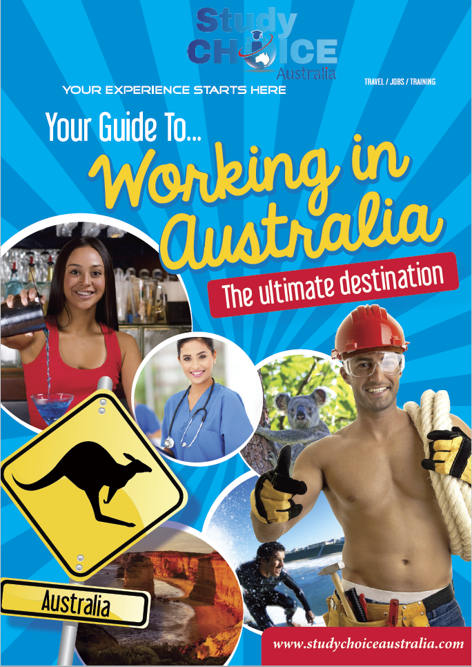 Working in Australia e-book